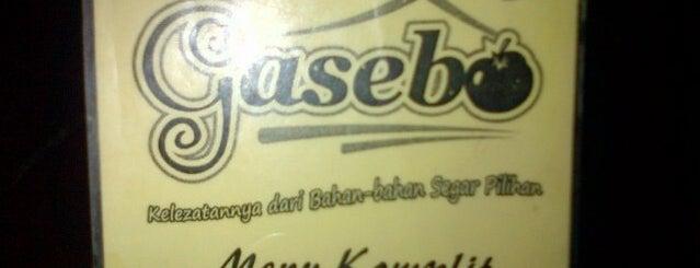 Gasebo is one of Kuliner Malang.