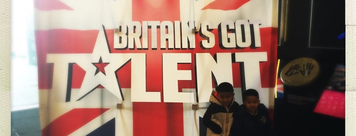 Britains Got Talent is one of Zoetrope ( Worldwide ).