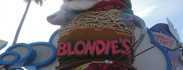 Blondie's is one of The 15 Best Places for Hot Dogs in Orlando.