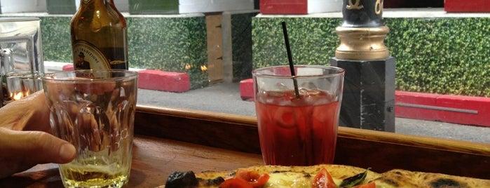 Pizza Pilgrims is one of Restaurants London.