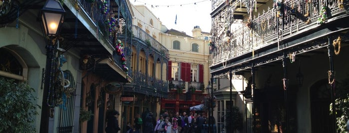 New Orleans Square is one of Disneyland.