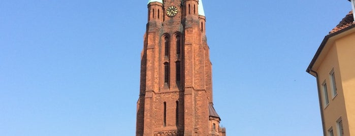 Apostelkirche is one of Hannover-List.