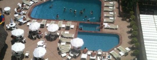 Castro's Park Hotel is one of Pontos Turisticos Essenciais Goiania.