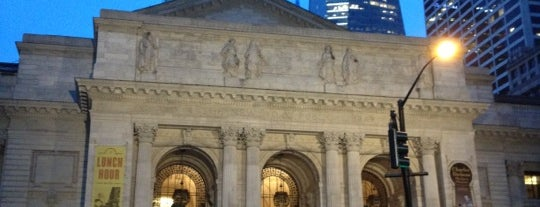 New York Public Library is one of USA Trip 2013 - New York.