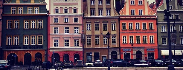 Plac Solny is one of Wroclaw-erasmus.