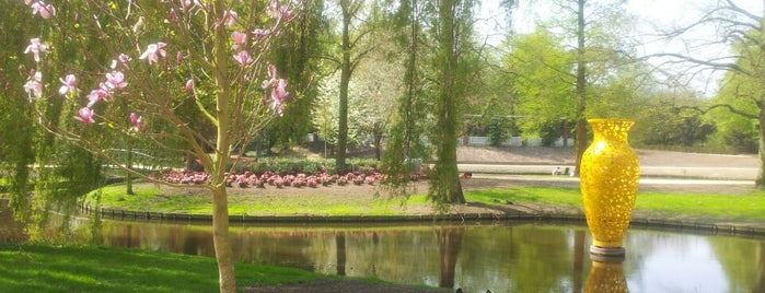 Julianapark is one of All-time favorites in Netherlands.