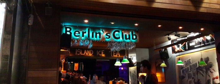Berlin's is one of Veni Vidi Vici İzmir 1.
