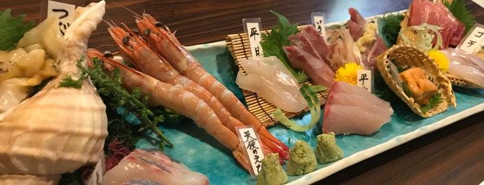 銀座魚勝>