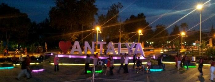 Selekler Çarşısı is one of Yerler - Antalya.