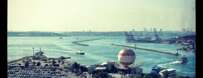 360 İstanbulEast is one of Istanbul'da Manzara.