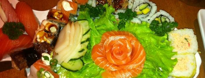Naoki Sushi is one of visitas.