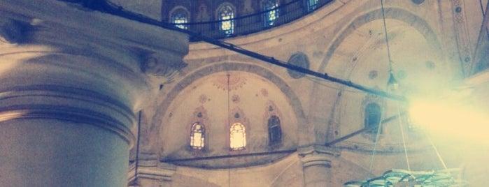 Eyüp-Sultan-Moschee is one of Tarih/Kültür (Marmara).