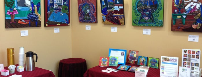 Regla De Oro Gallery - Art and Fair Trade Gifts is one of MPLS to-do.