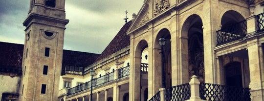 Faculdade de Direito da Universidade de Coimbra is one of Portugal Road trip.
