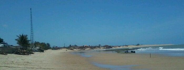 Praia de Touros is one of Praias RN.