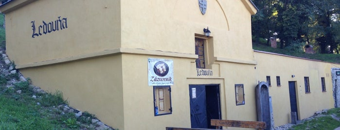 Ledovňa is one of TREND Top restaurants.