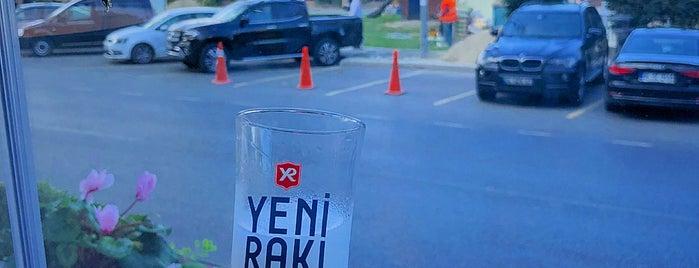 Kireçburnu Balıkçısı is one of Beşiktaş-Sariyer.