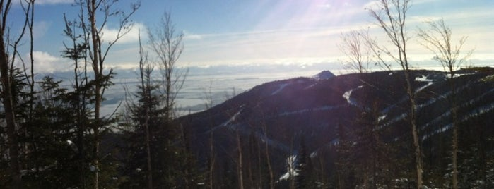 Le Massif de Charlevoix is one of Skiing.