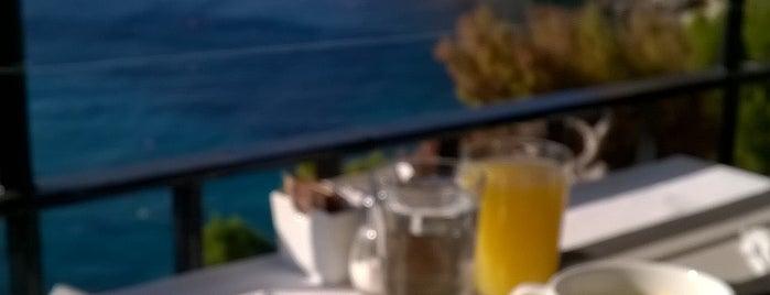 Weber Ambassador Hotel Capri is one of Eat, dream, love!.