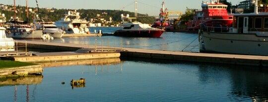 İstinye Sahili is one of İstanbul.