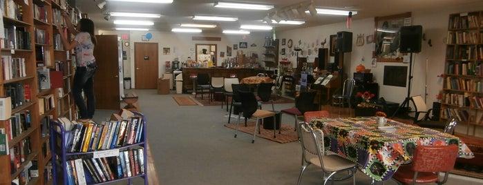 Uptown Bill's Coffeehouse & Neighborhood Arts Center is one of Iowa's Music Venues.