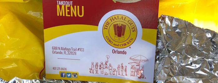 The Halal Guys is one of Halal Restaurants.