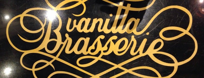 Vanilla Brasserie is one of Bangkok Gastronomy.