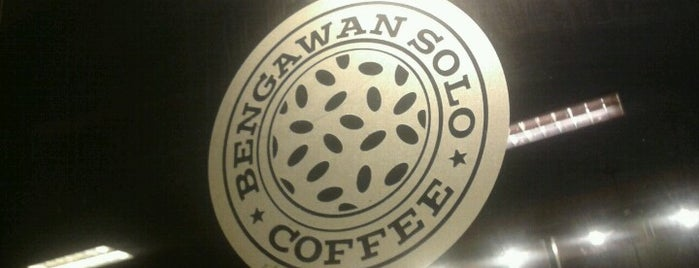 Bengawan Solo Coffee is one of Cafe or Coffee Shop.