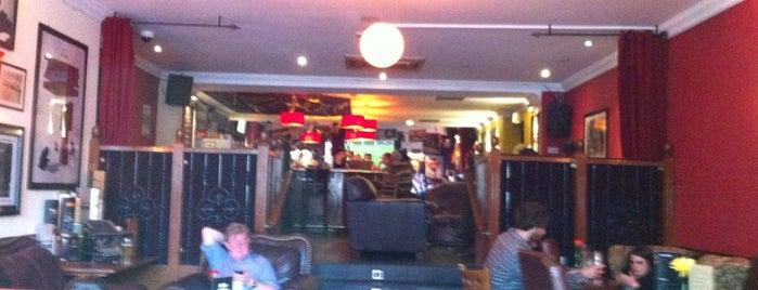 Favourite Pubs in Edinburgh
