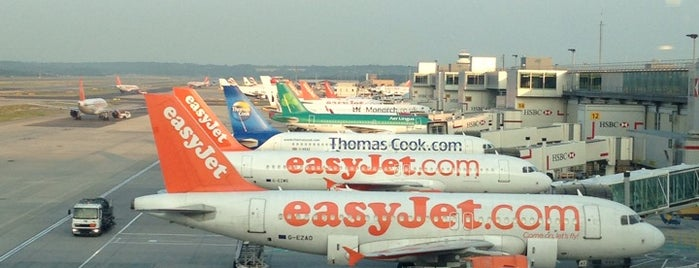 London Gatwick Airport (LGW) is one of Italy 2014.
