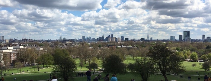 Primrose Hill is one of Travel Guide to London.