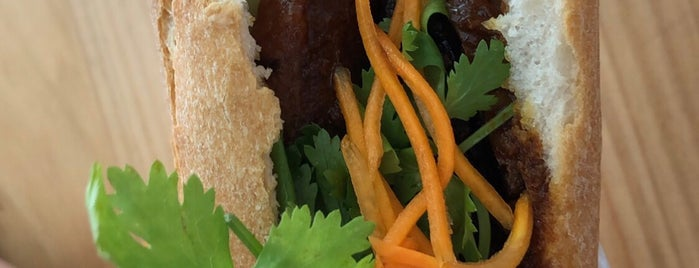 Banh Mi is one of Europe.