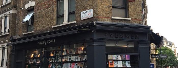 Koenig Books is one of Art Books and Zines.
