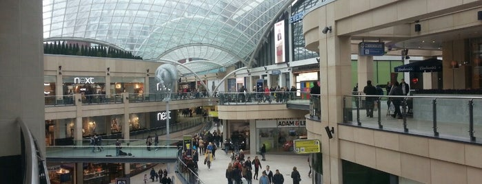 Trinity Leeds is one of Good places to go shopping.