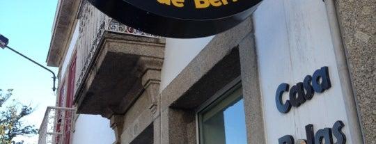 Casa Bolas de Berlim is one of Braga.