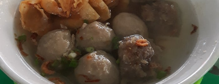 Bakso Anjas is one of Top picks for Food Trucks.