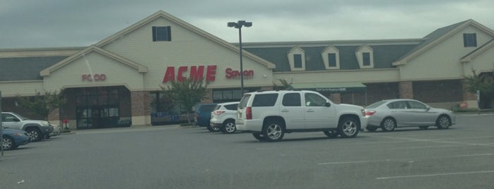 ACME Markets is one of ••°mY spOTs°••.