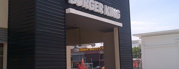 Burger King is one of Fast Food Tour Around Penang Island!!.