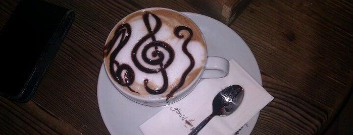 Gönül Kahvesi is one of ✔️.