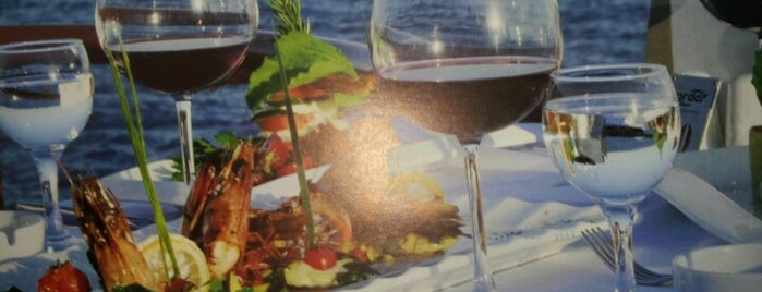 Order Cafe Bistro is one of Yerler - Antalya.