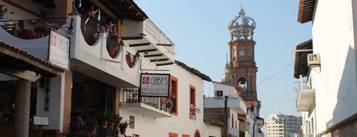 Gaby's is one of Restaurantes en Vallarta Parte 4.