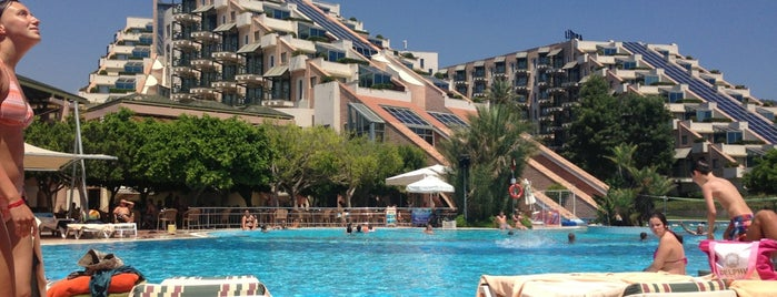 Limak Limra Resort is one of themaraton.