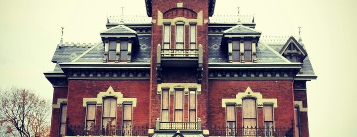 Vaile Mansion is one of Best Places to Check out in United States Pt 3.