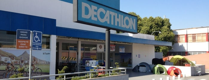 Decathlon is one of Comercio e Serviços.