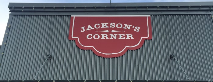 Jackson's Corner East Side is one of Lunch & Dinner.