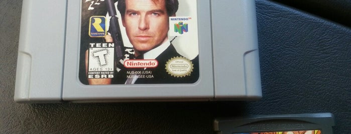 The Gaming Source is one of Best Retrogaming Shops.