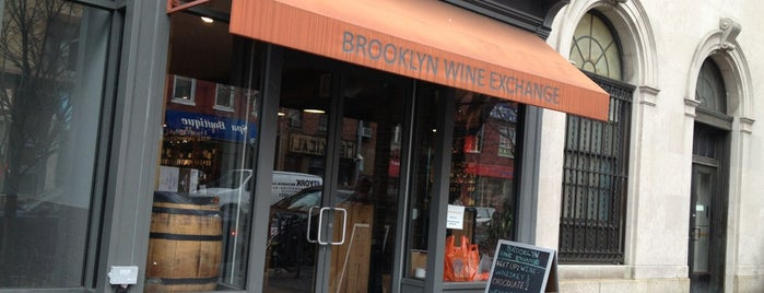 Brooklyn Wine Exchange is one of Groceries.