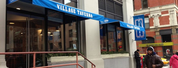 Village Taverna is one of Favorite Spots to Eat.