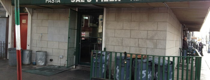 Sal's Pizzeria is one of BROOKLYN.