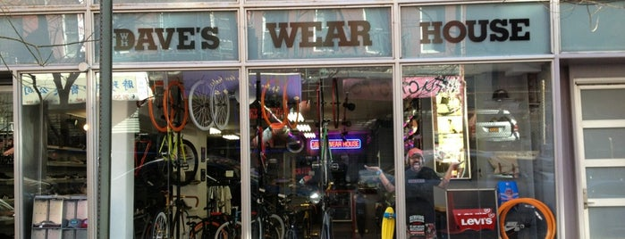 Dave's Wear House is one of kunterbunt.